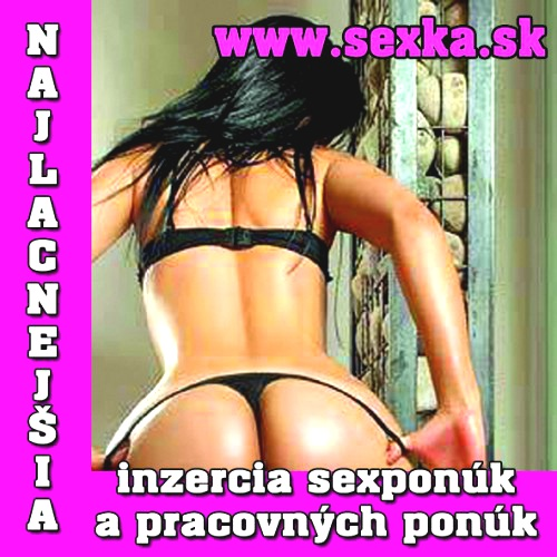 Sex offer  www.SEXKA.sk