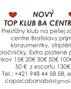 TOP CLUB na erotickom priváte
