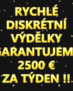 18ročná10 DNI 2500-4000 FRANKU